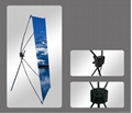 Disposable X Banner Display Outdoor