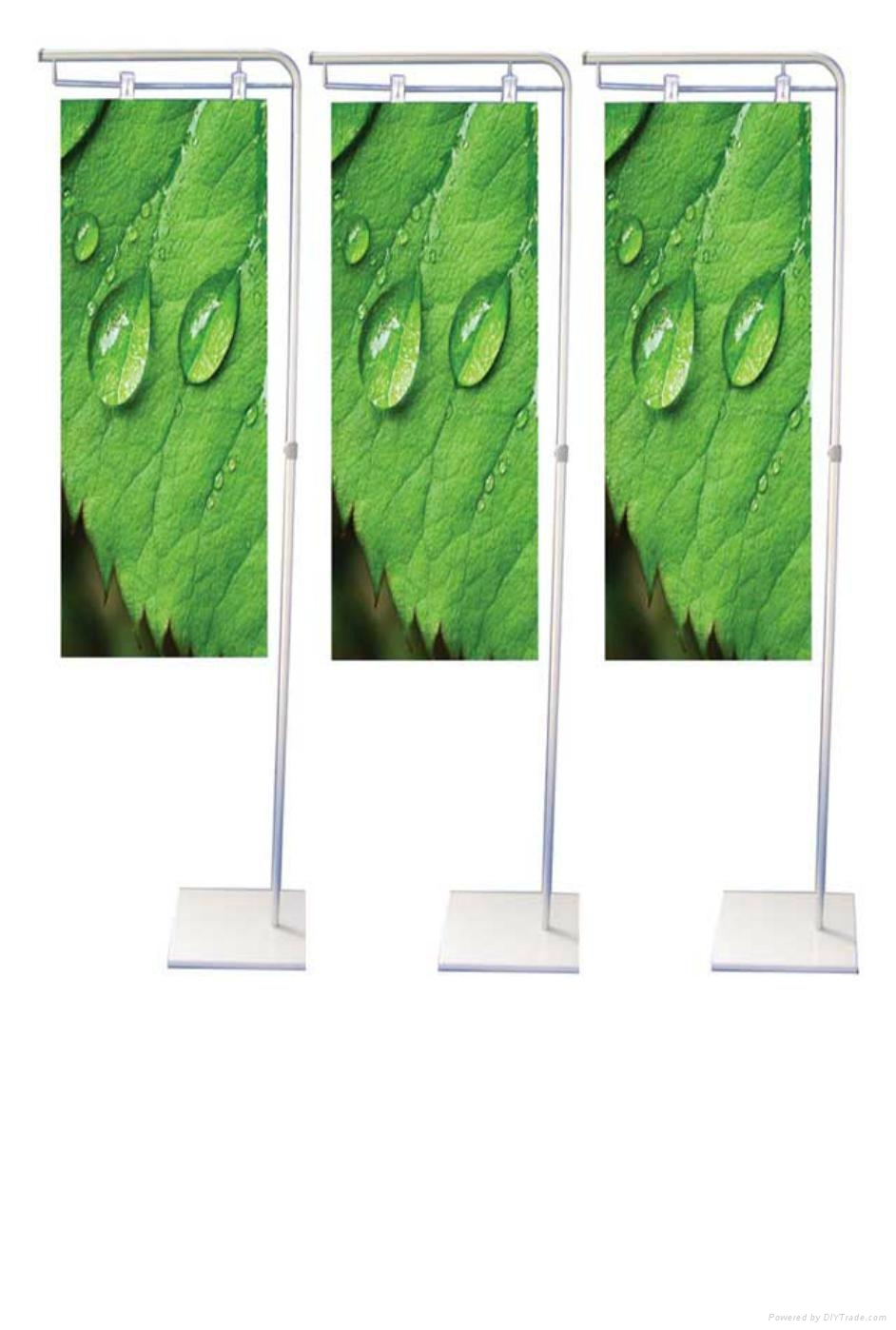 Banner stand 1
