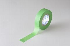 汽车喷漆高温和纸粘着テープ30mm绿色胶带