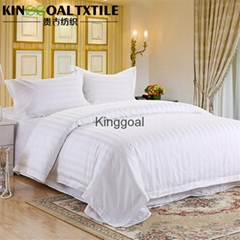 100% Nutrual Cotton King Bedding Sets