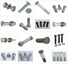 high strength bolt nut series