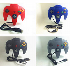 Nintendo N64 Wired Contr