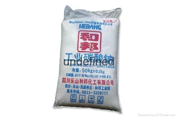 供应乐山和邦99.2%纯碱 2