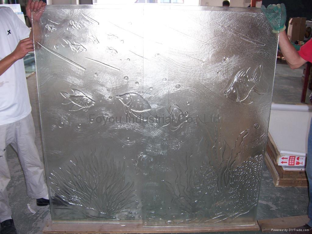 Cast glass 9