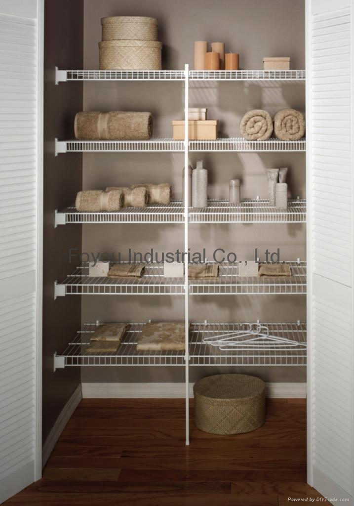 Wire Closet Shelving China Manufacturer Closet Wire