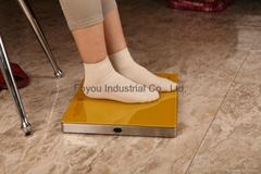 Glass Foot Heater