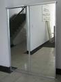 Mirror closet door 1