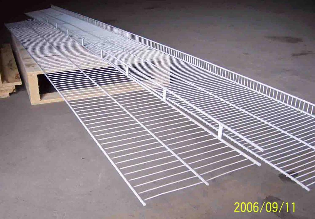 Marvelous Wire Shelving For Closet Or Wardrobe 1 ...