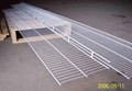 Wire Shelving for Closet or Wardrobe 1