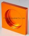 Aluminum alloy handle