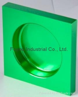 Aluminum alloy handle 5