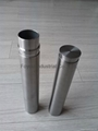 High quality SUS304 and SUS316 stainless steel pipes