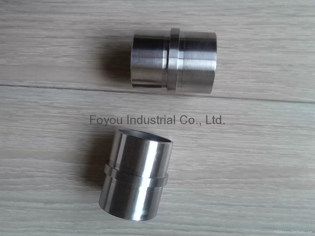 Stainless steel pipe connector joint parts 2
