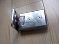 Brass or SS glass door hinges of top quality 1