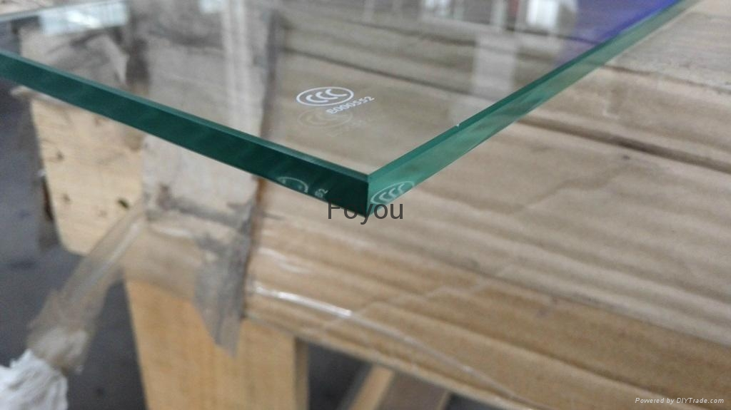 Tempered glass shelf 1