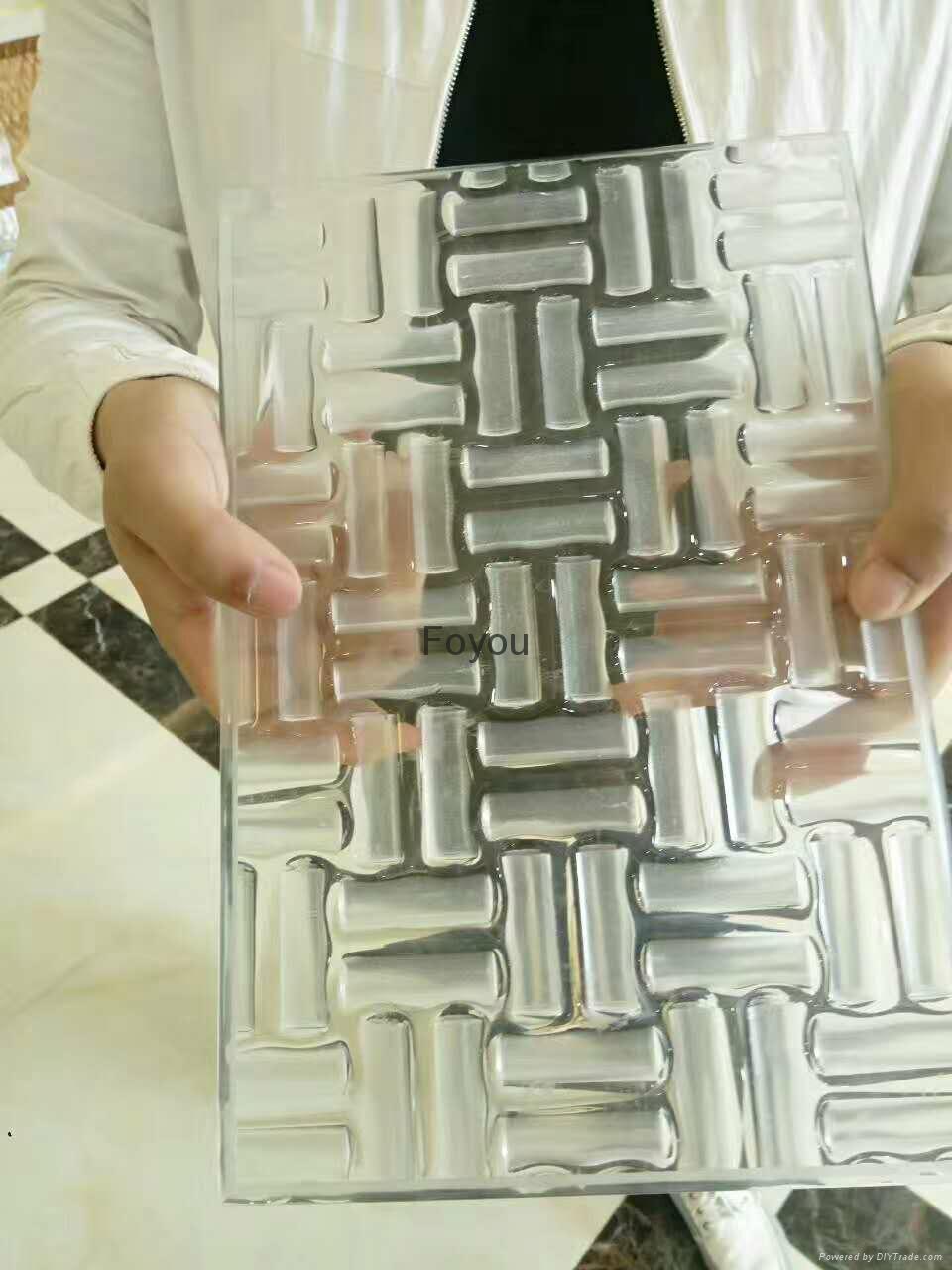 Cast glass 4