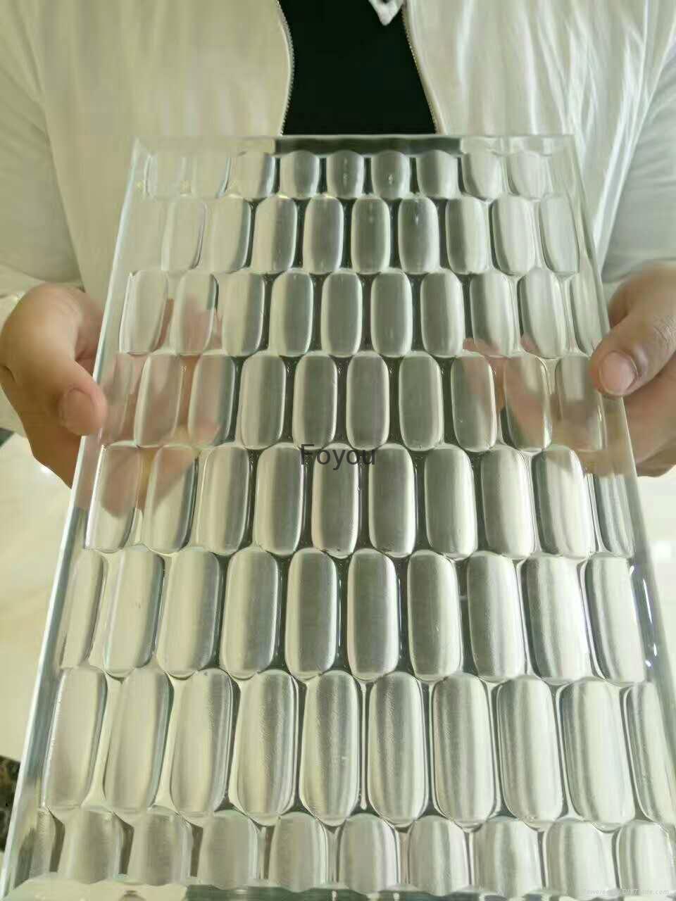 Cast glass 7