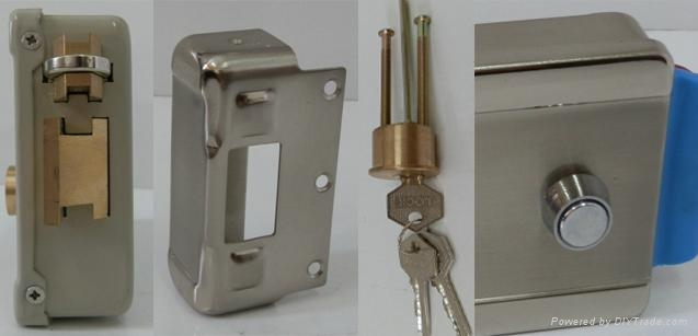 Classical Nickel Plated With Single Cylinder                        2