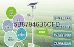 物联网远程虫害统计太阳能灭虫器