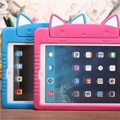 Cute Cat Kids Shockproof Ipad Mini Case