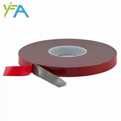 Heat Resistant Double sided VHB Acrylic Foam Tape