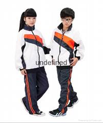 冬季運動服校服