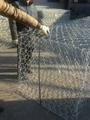 東北三省河道治理鉛絲石籠包塑格賓網 5
