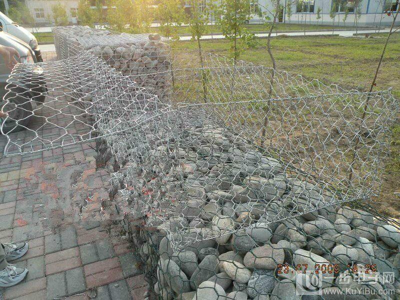 防護 專用格賓網包塑防生鏽固濱墊 2