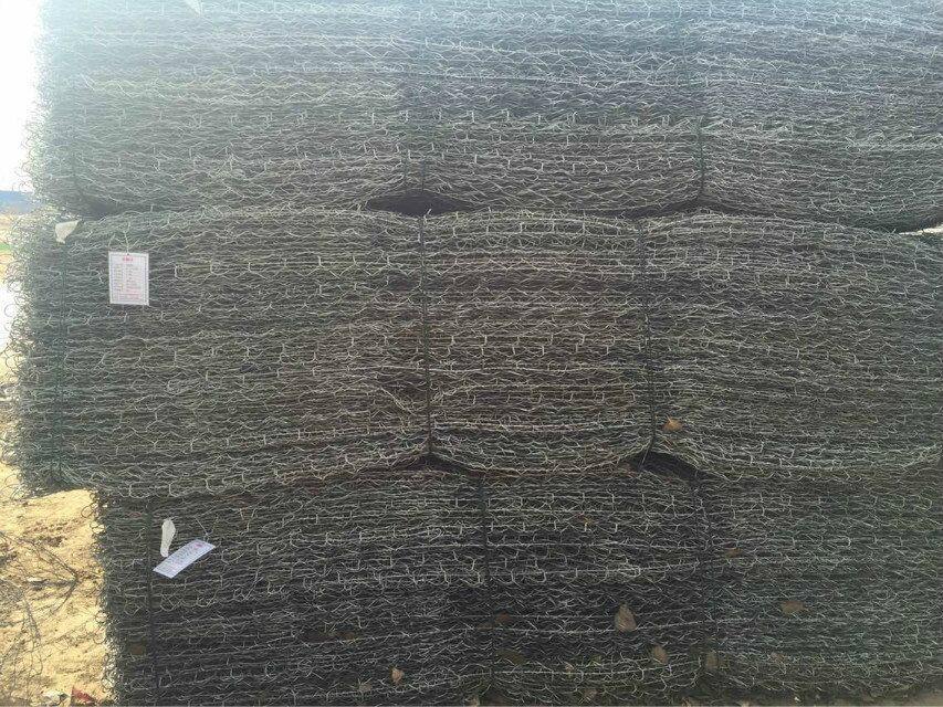 防護 專用格賓網包塑防生鏽固濱墊 4