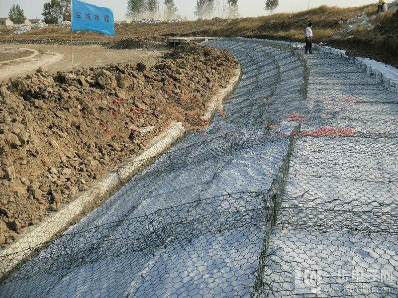防護 專用格賓網包塑防生鏽固濱墊 5
