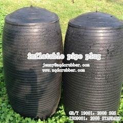 pipeline bladders