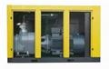 康可爾雙級壓縮機螺杆空壓機 1