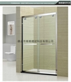 FS - 902 brand hotel one-piece glass shower room 2