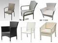 Excellent outdoor garden wicker chairs hand made rattan elegant rattan furniture