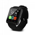 Fashion design cheap price U8 Smart watch with Bluetooth