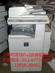 上海闵行虹桥复印机租赁报价,虹桥打印机出租维修