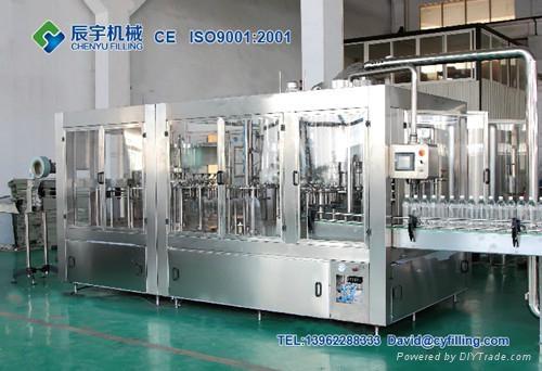 飲料灌裝機械 1