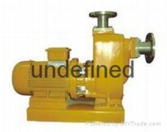 80ZW40-16型自吸排污泵 自吸泵厂家型号全