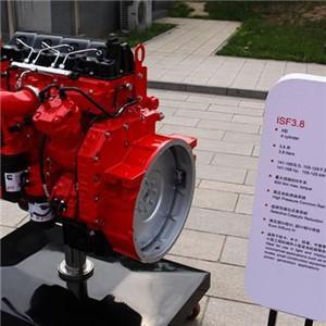 Cummins Main Engine 1