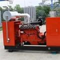 Cummins Biomass Generator