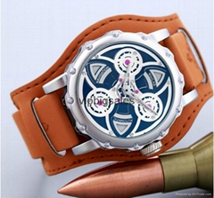 epacket Free shipping italy flower watch luxury watch