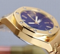 FREE SHIPPING AP Mens Watch ROYAL OFFSHORE Automatic Movement Rose Gold Mecha
