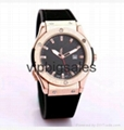 asual fashion men watch silicone, Swiss watch