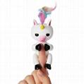 Factory fingerlings baby monkey kids fidget toy fingerlings handy money with sou