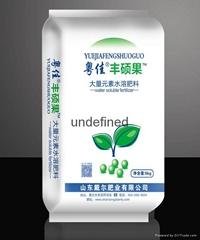 山东戴尔肥业粤佳牌大量元素水溶肥