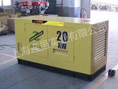 上海20KW大型柴油发电机