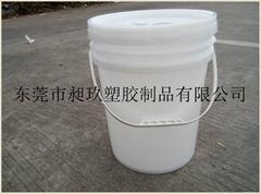 东莞昶玖专业生产全新20L大口圆形化工桶