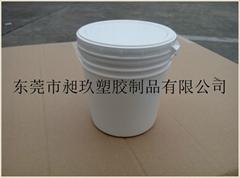 东莞昶玖塑胶生产批发1L塑料罐