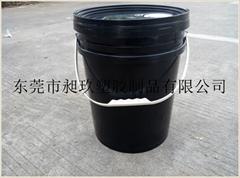 东莞生产20L黑色UV油墨桶
