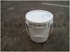 供應10L熱轉印絲印塑料塗料桶